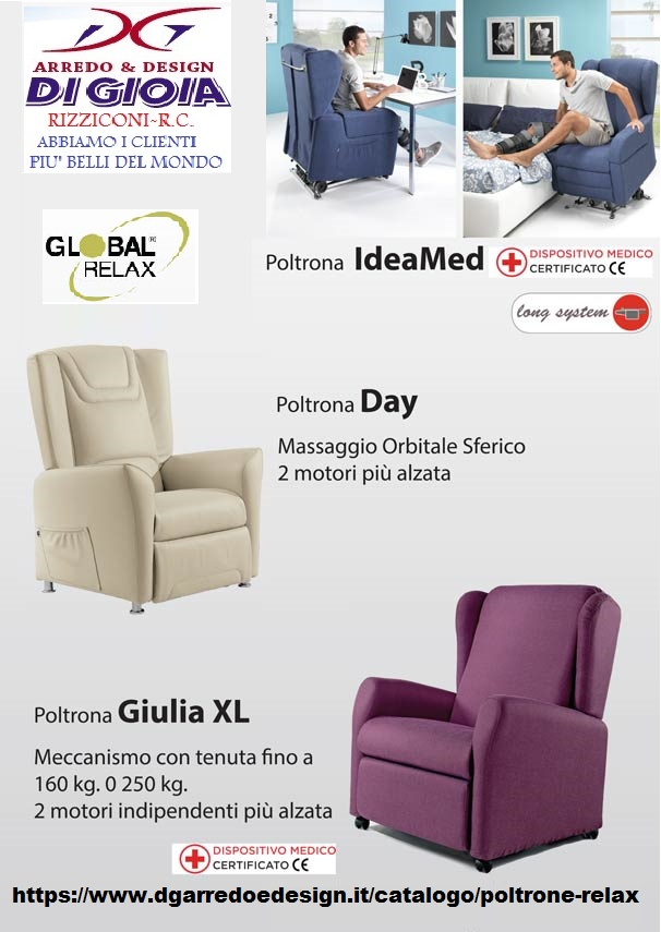 Global relax - Poltrone relax design ...